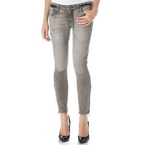 TEXTILE Elizabeth and James Davis Zip Skinny Jeans